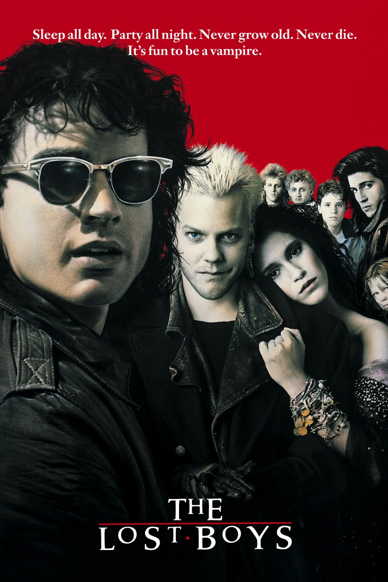 THE LOST BOYS – 30th Anniversary  (15) 1987