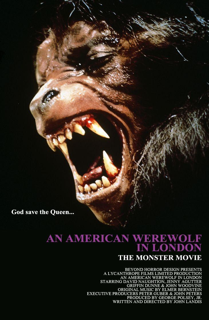 AN AMERICAN WEREWOLF IN LONDON (15) 1981