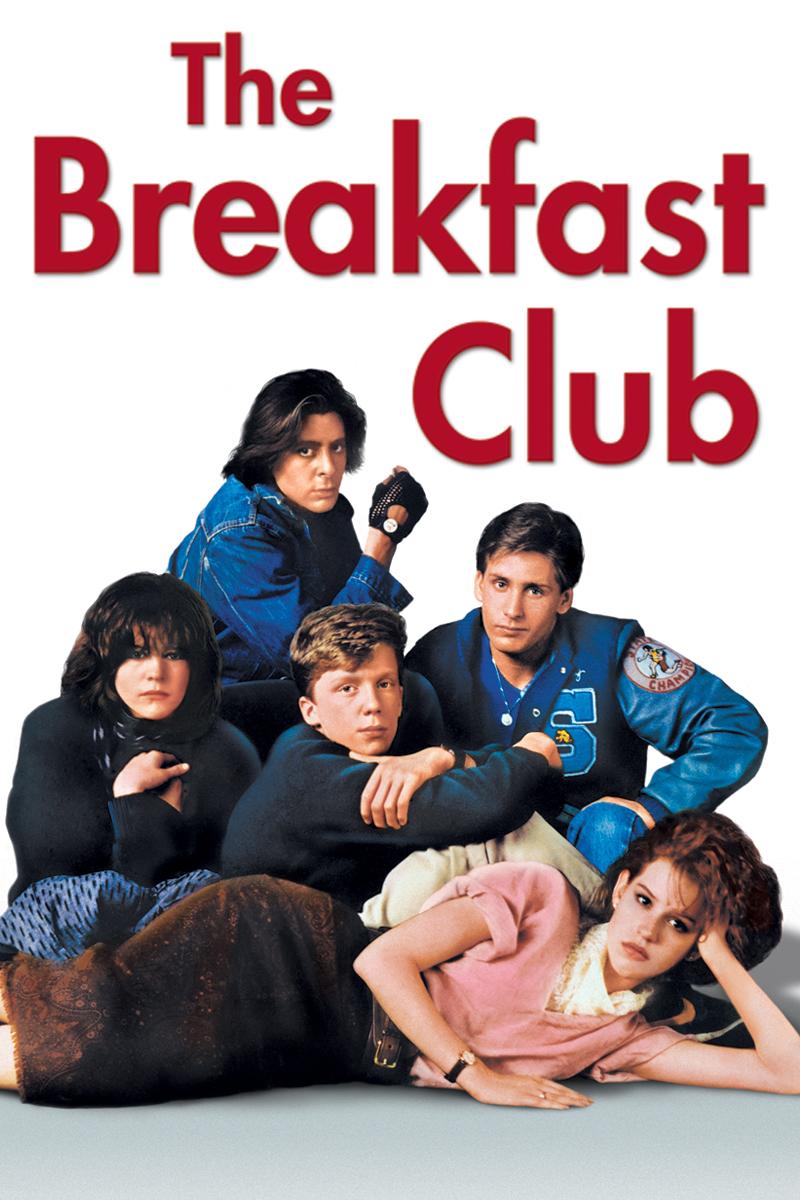THE BREAKFAST CLUB (15) 1985