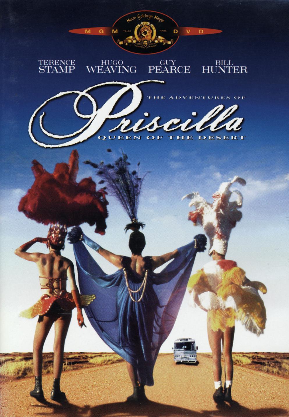 PRISCILLA, QUEEN OF THE DESERT (15) – 1994