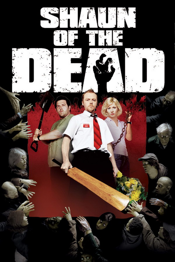 Shaun Of The Dead (15) 2004