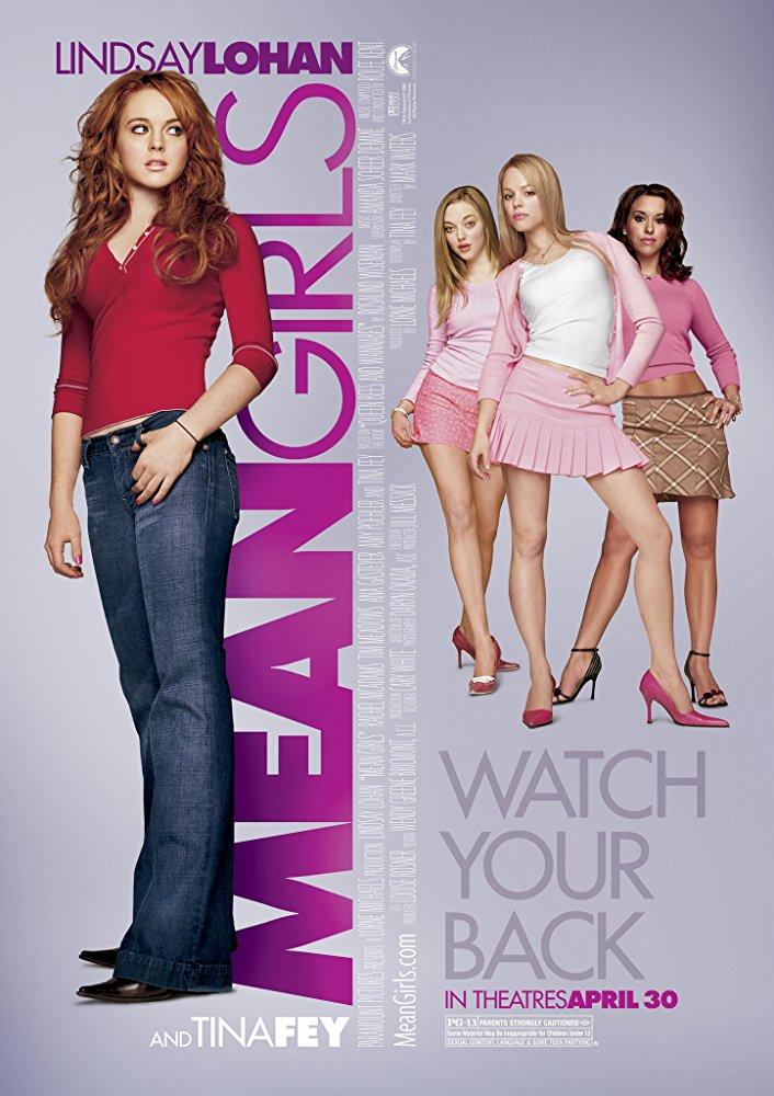 MEAN GIRLS (12A) 2004