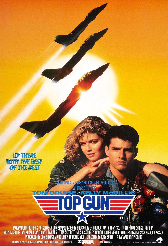 TOP GUN (12A) 1986