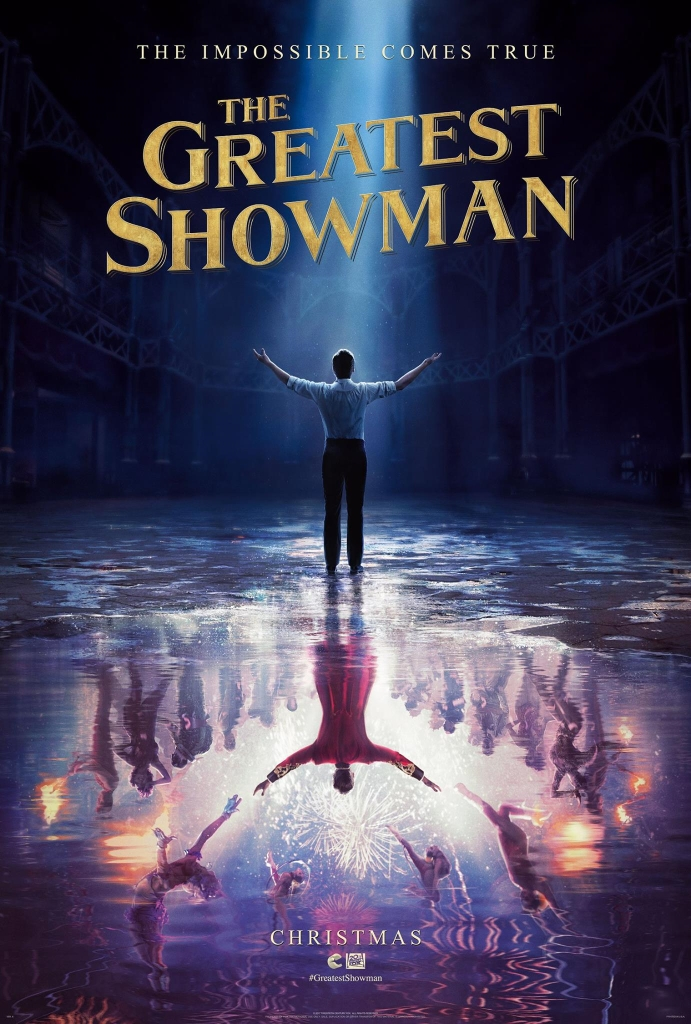 THE GREATEST SHOWMAN (PG) 2017 <b>Tickets for this charity show are organised by Rotary Club of Market Harborough, not LUNA FLIX</b>