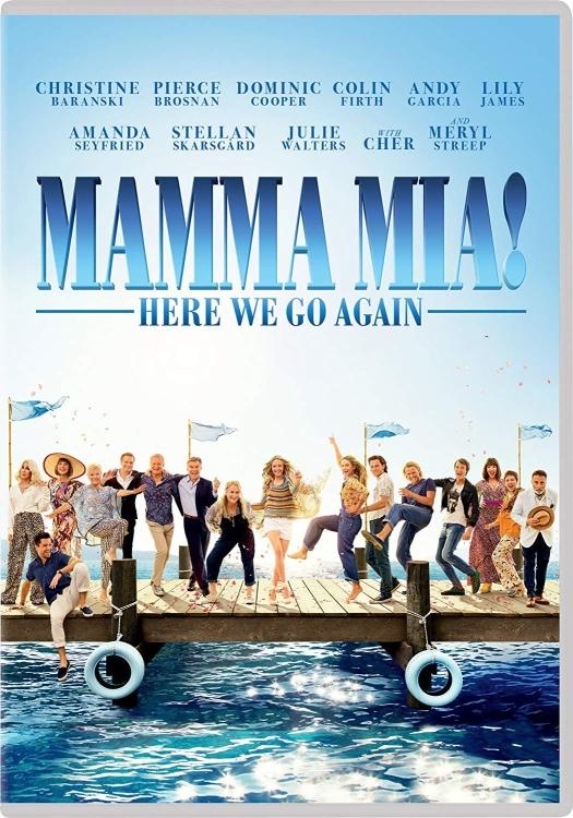 MAMMA MIA: HERE WE GO AGAIN (12A) 2018