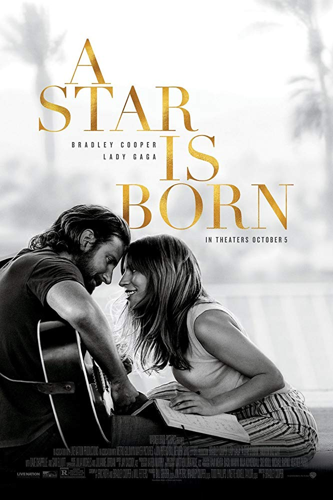 A STAR IS BORN (15) 2018 <b><small>Tickets for this show are organised by the venue, not LUNA FLIX</small></b>