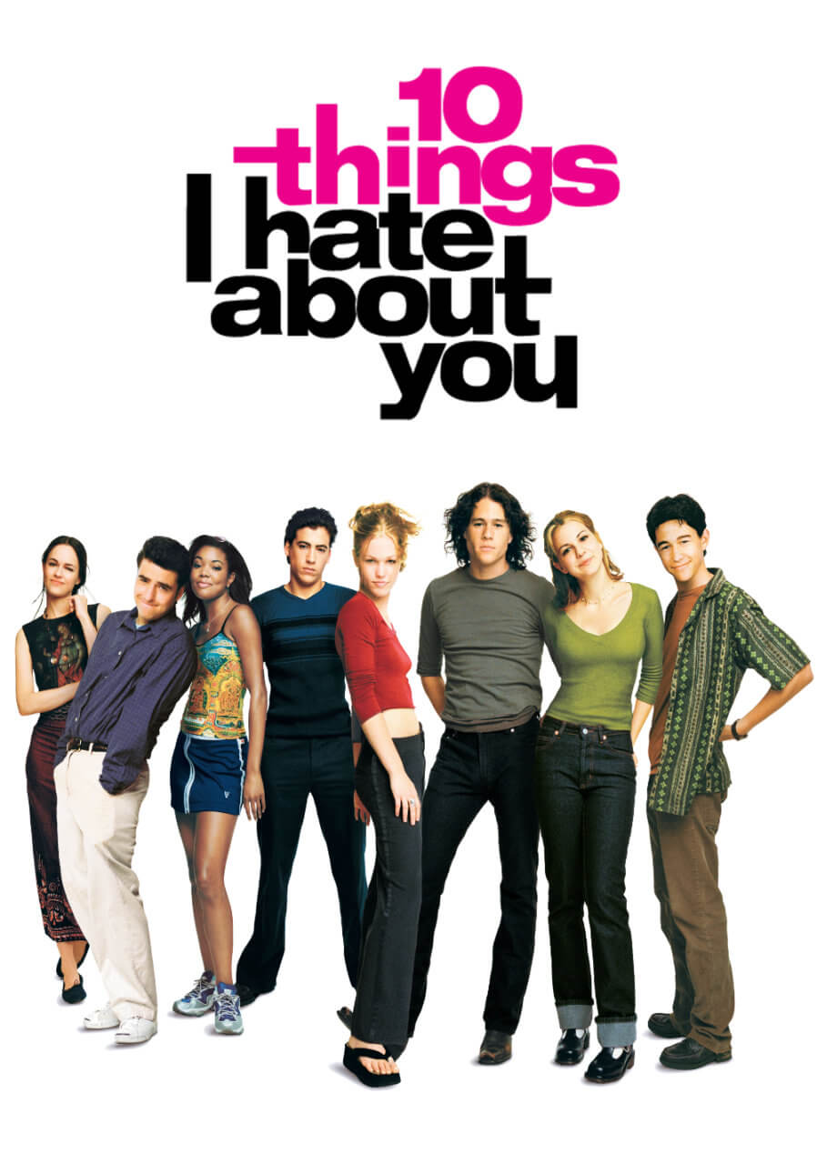 10 Things I Hate About You (12A) 1999