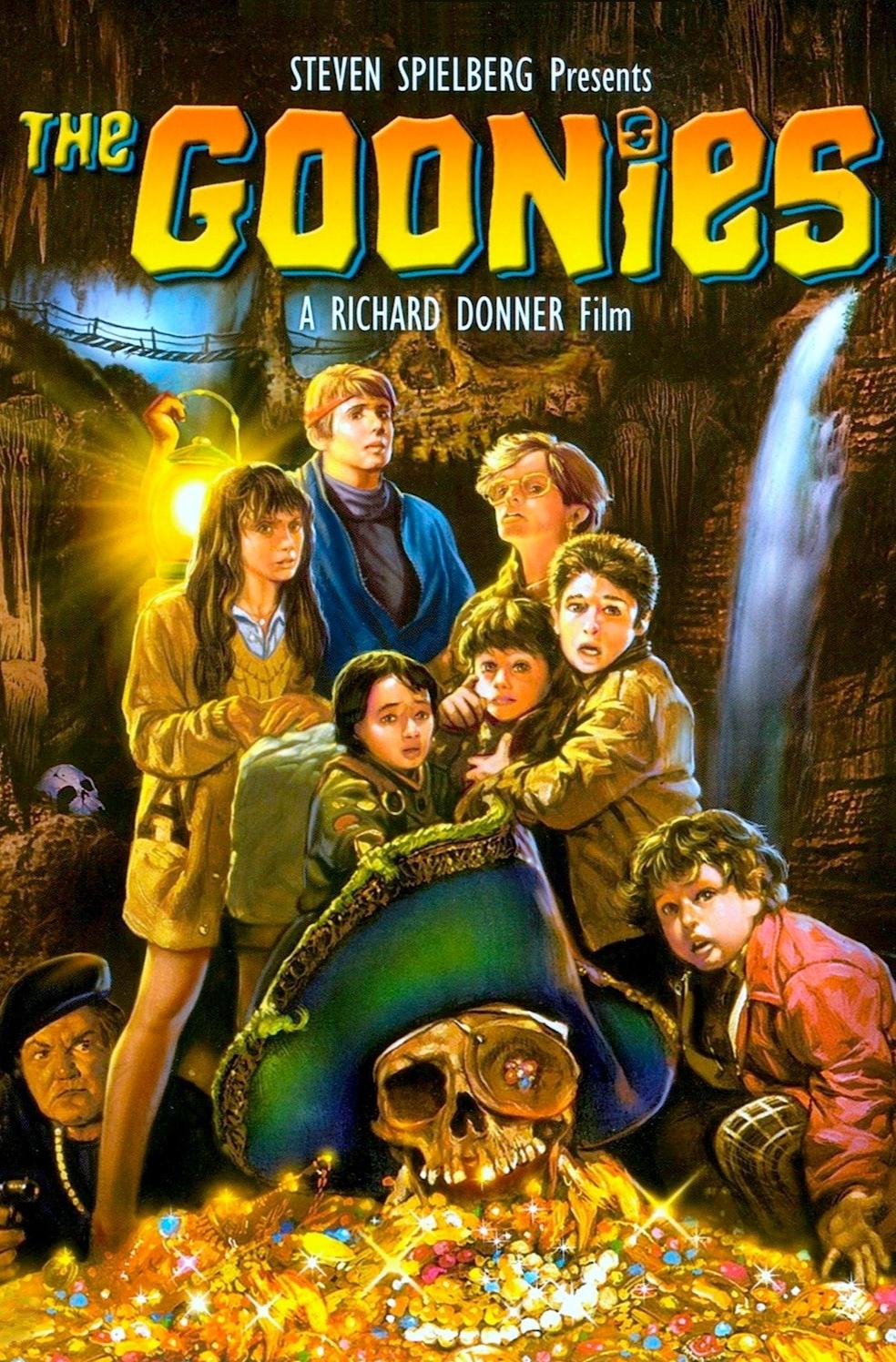 THE GOONIES (12A) 1985