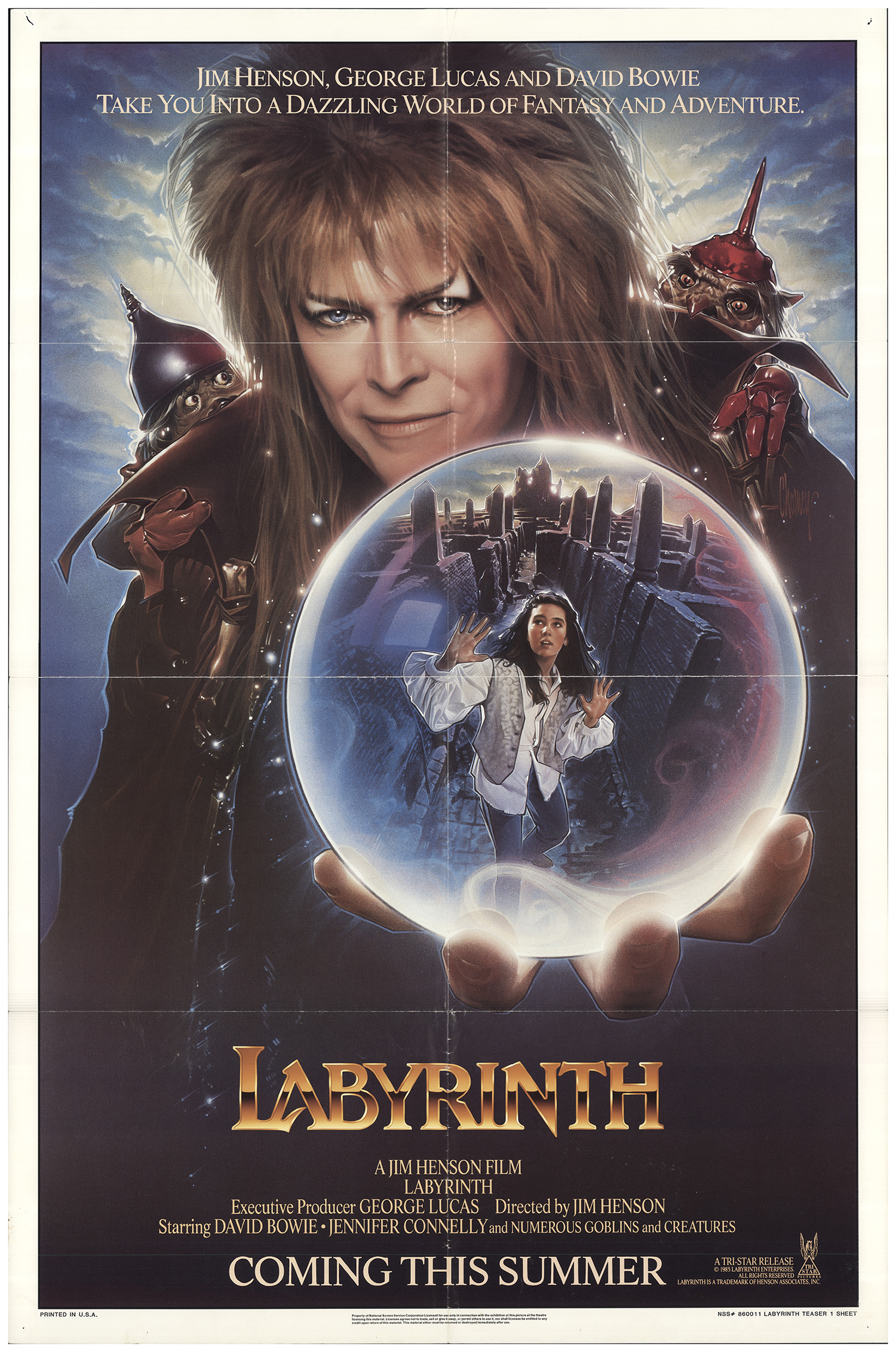 LABYRINTH(U) 1986