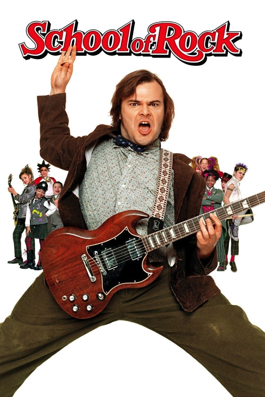 SCHOOL OF ROCK (PG) 2003